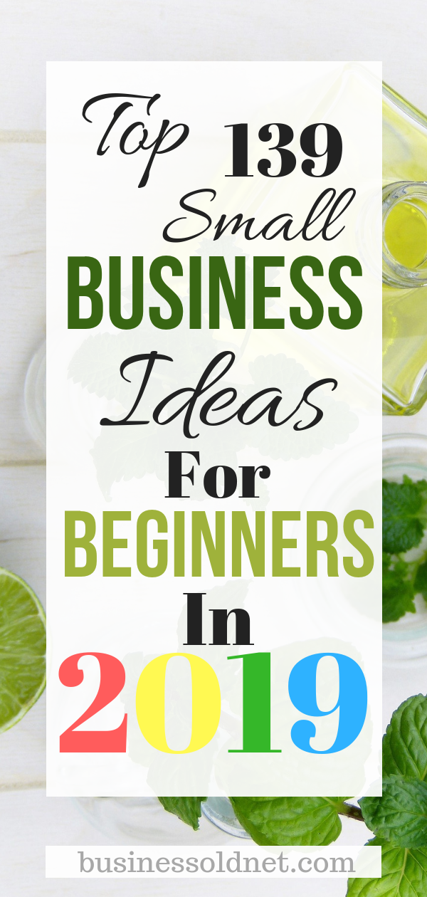 Business Ideas For Beginners In 2020