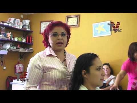 Anti-Frizz Casero con Lolita Shalom - YouTube
