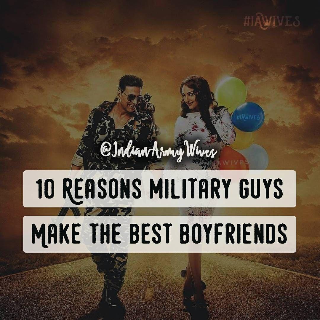 10 reasons military guys make the best boyfriends ...