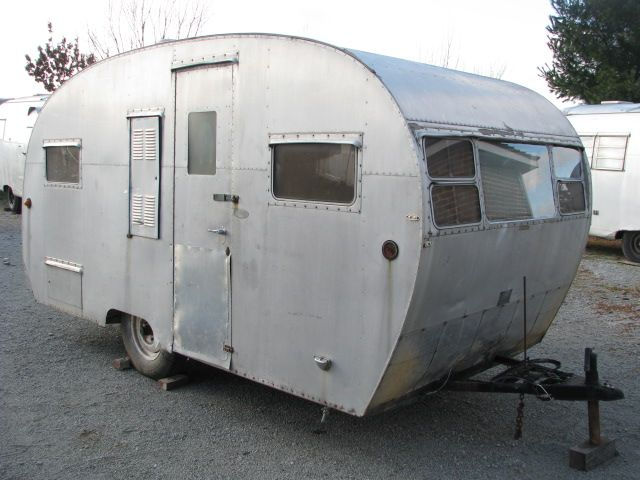 Vintage Campers For Sale Some Salvaged And Restored I Want To Restore My