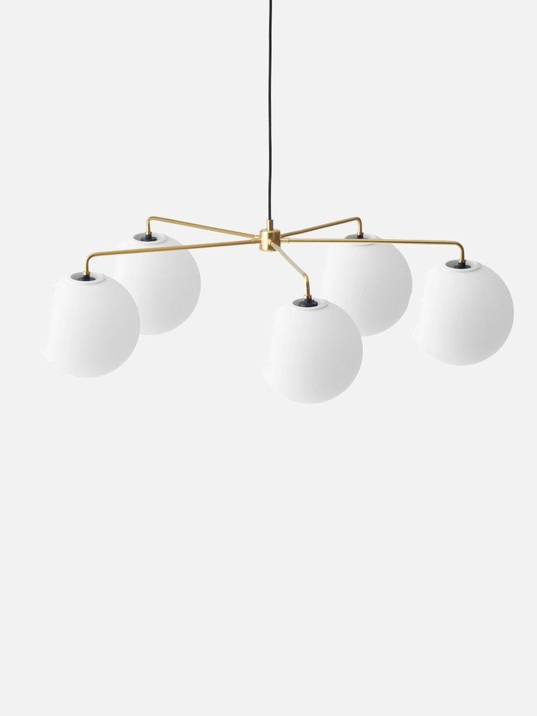 Tribeca Chambers Chandelier, 38 in. in 2020 | Living room ...
