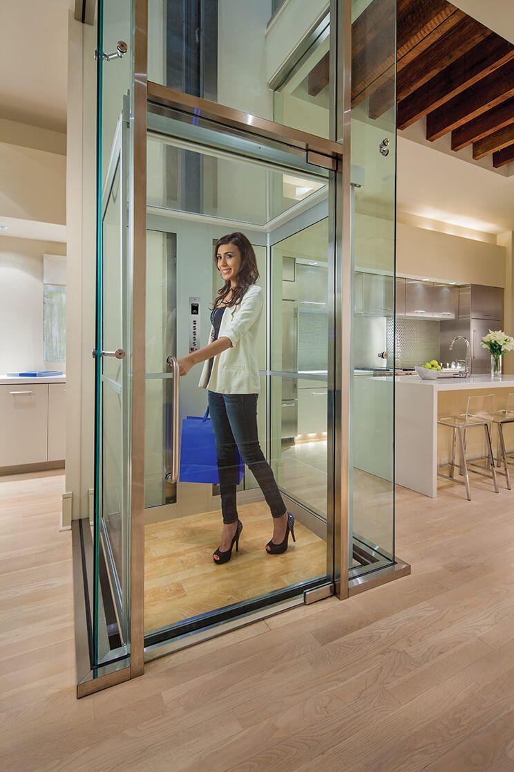 Elevator Beauty In 2020 House Elevation Elevator Design Glass Lift