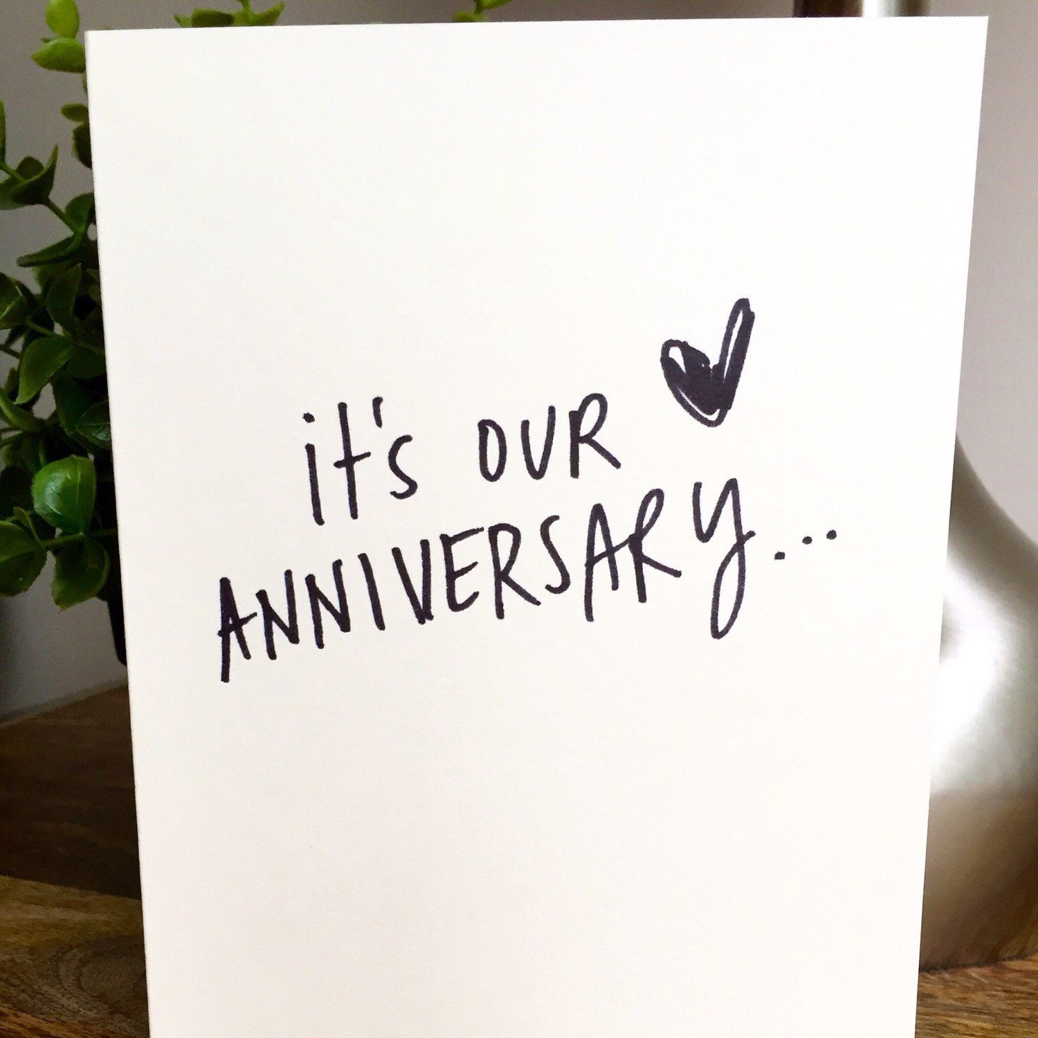 Anniversary Cards For Husband