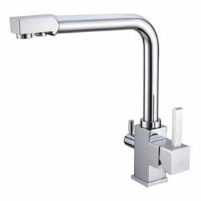 Hot And Cold Water And RO filter Brass Kitchen Sink Faucet T3303 ...