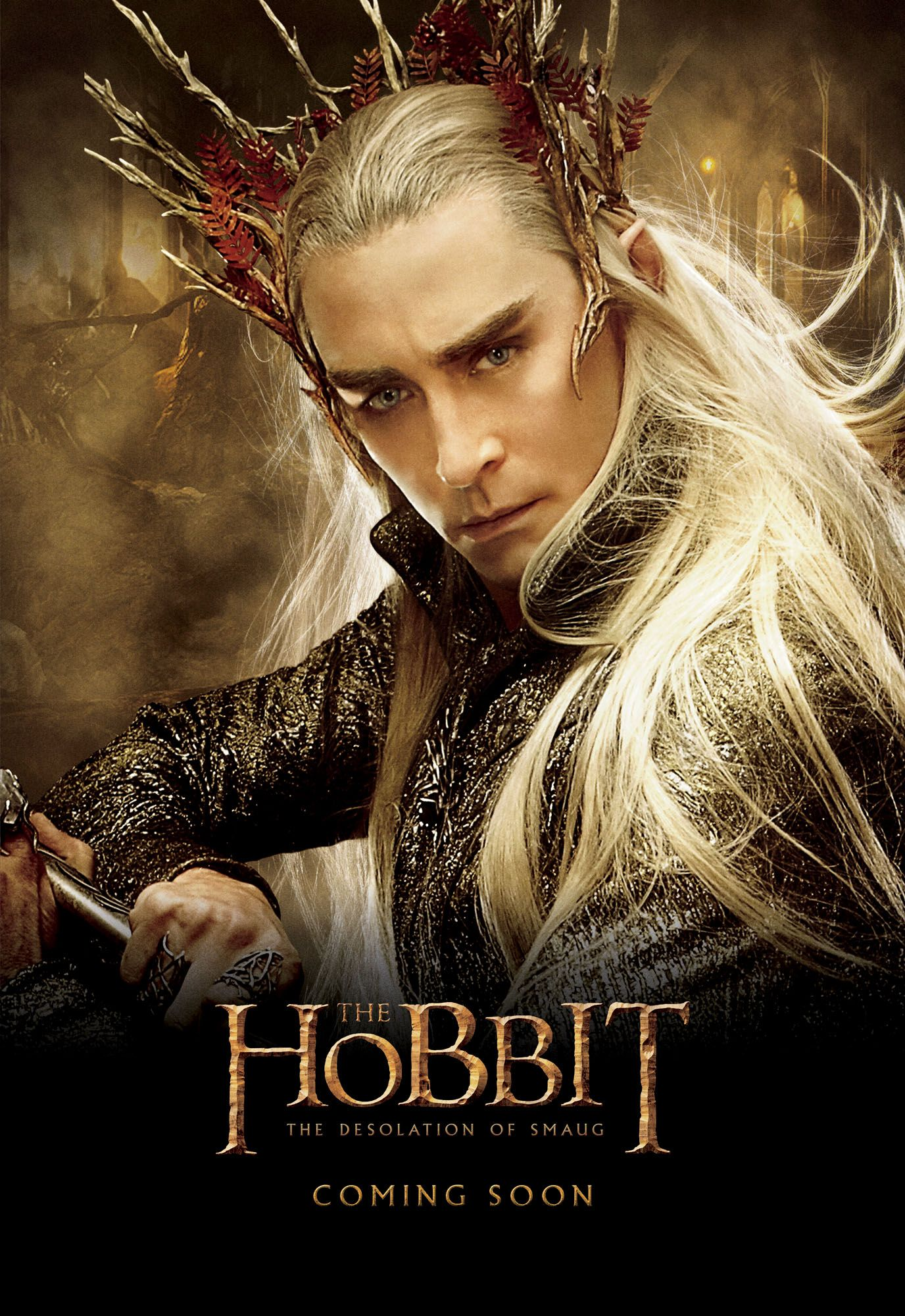 Thranduil King Of The Wood Elves Art In 2019 Hobbit