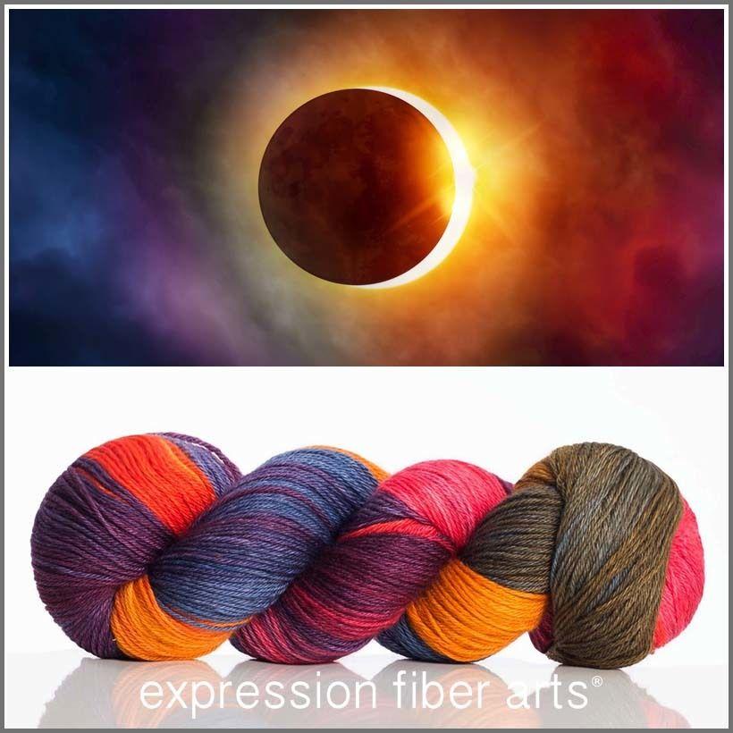 Solar eclipse \'cashsilk\' sock | Hilo