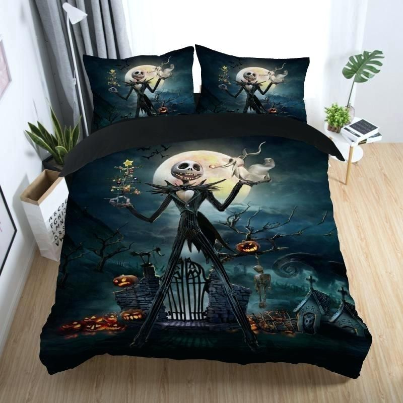 Nightmare Before Christmas Furniture Couple Bedding Skull Nightmare Before Bedding S Nightmare Before Christmas Bedding Christmas Bedding Set Christmas Bedding