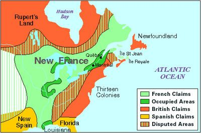 a study of new france 100% free ap test prep website that offers study material to high school students seeking to prepare for ap exams  the region became known as new france and the.
