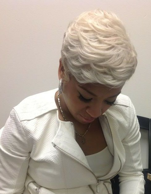 Pin By Trice Ford On Beautiful Hair Envy Short Hair