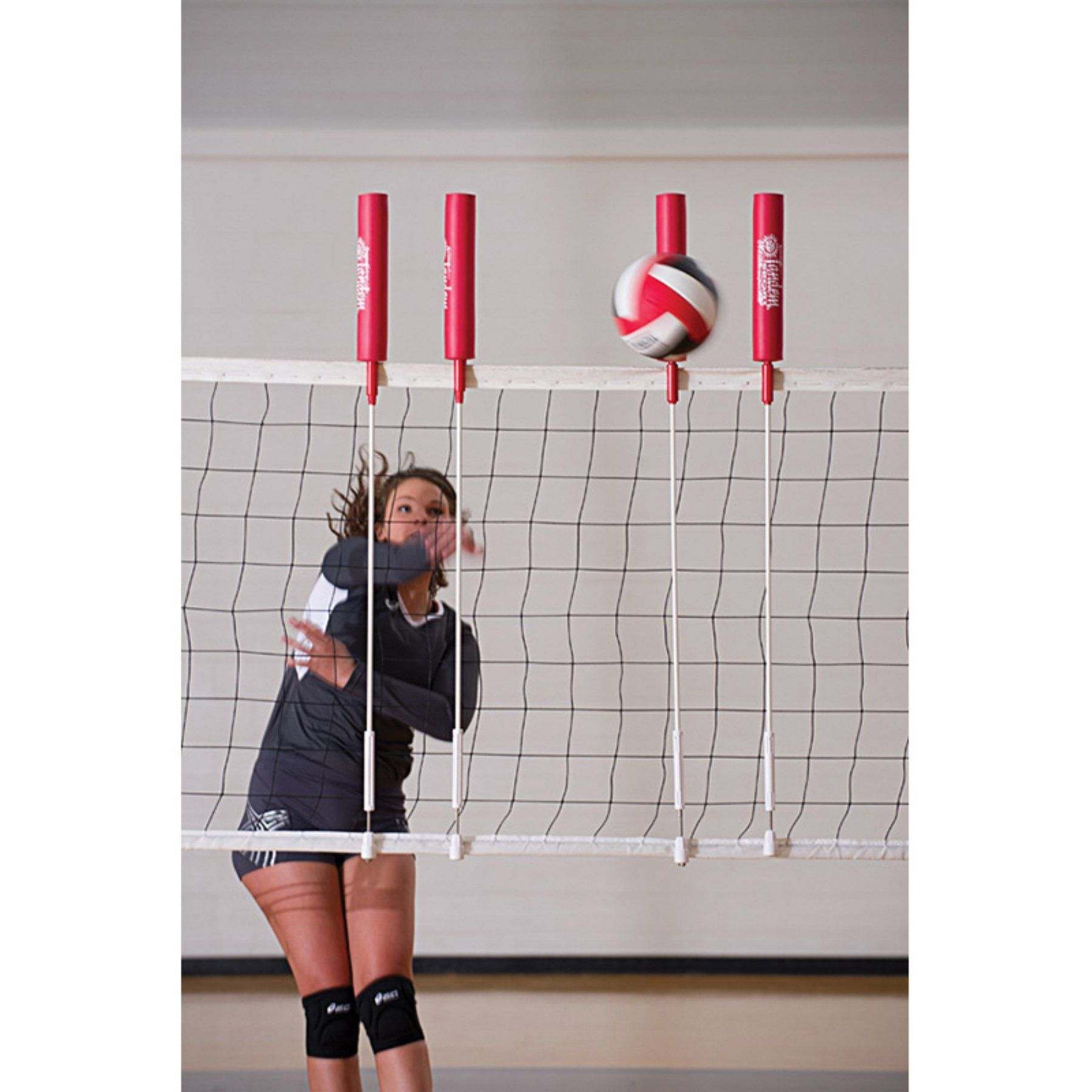 Tandem Sport Quad Blocker Tsquadblock Coaching Volleyball Volleyball Equipment Volleyball Training
