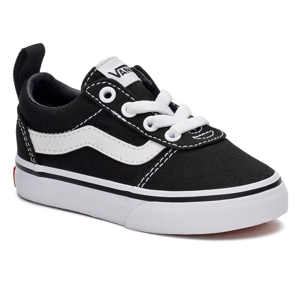Vans Ward Toddler Slip On Skate Shoes | Kid shoes, Girls