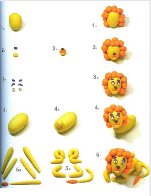 Lion Picture Tutorial