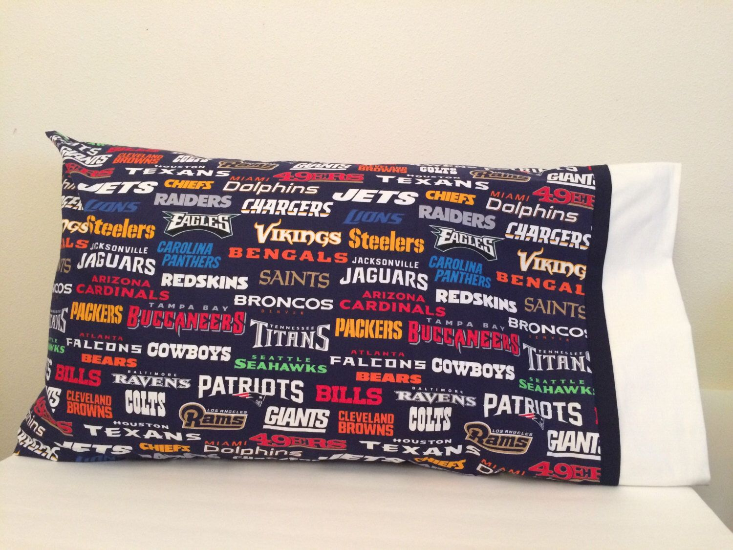 Seattle Seahawks Jersey Pillow Case
