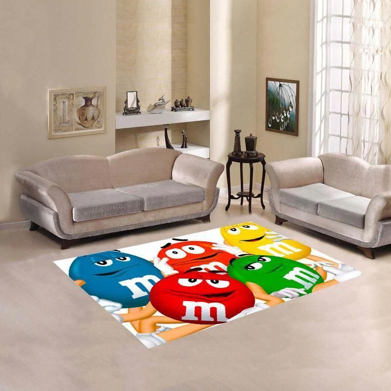 M&M\'S Characters Living Room Carpet Rug #CarpetsForSaleCheap ...