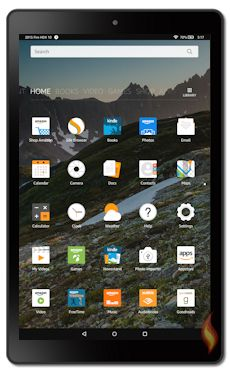 Amazon S Kindle Fire With Images Kindle Fire Tablet Amazon Kindle Fire Amazon Fire Tablet
