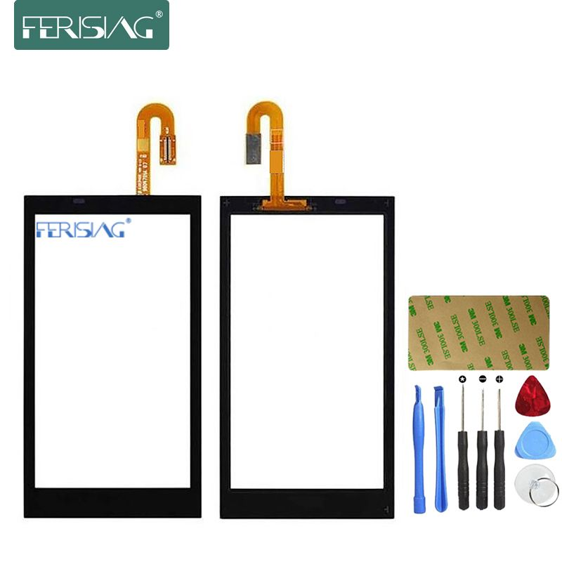 Ferising Aaa 100  Touch Screen For Htc Desire 610 D610 Mobile Phone Touch Panel Sensor Digitizer