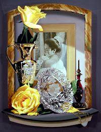 Trompe l'œil paintings by Jeffrey G. Batchelor