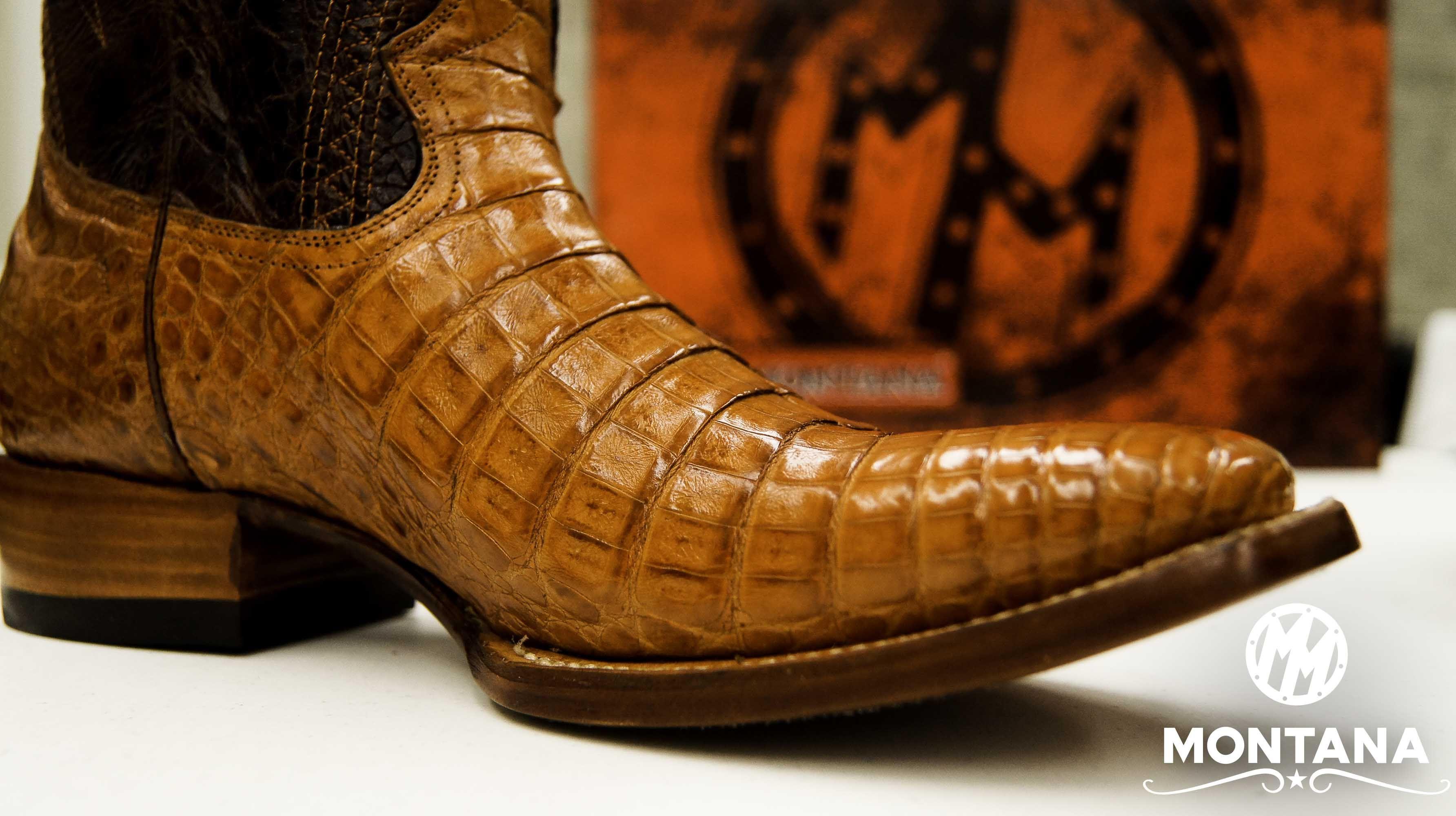 último estilo de 2019 precios grandiosos a pies en Bota Vaquera de piel de cocodrilo #Montana   Boot heaven in ...