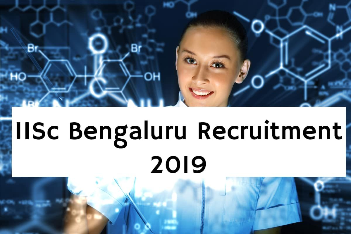 DBT IISc Multiple Research Scientist Jobs With Up to Rs