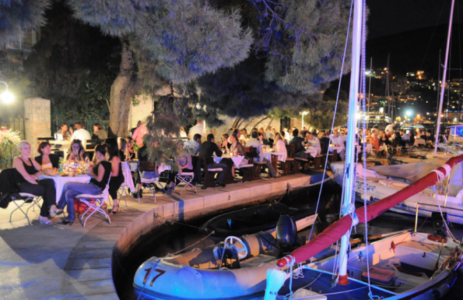 Orsan Restaurant Dubrovnik Croatia