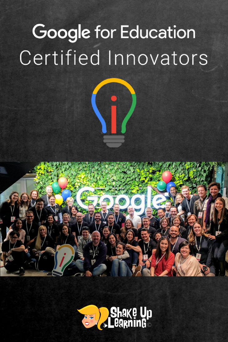 5 Tips To Become A Google Certified Innovator Google Google