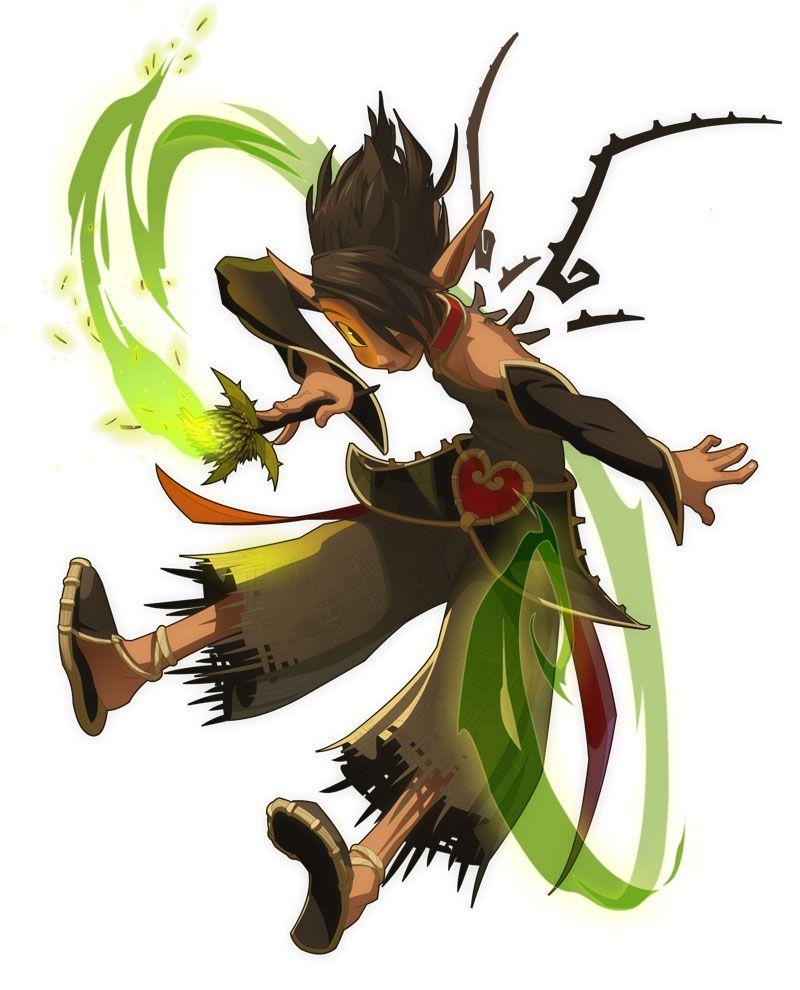 Eniripsa S Hands Male Characters Art Wakfu Character Design Character Design Inspiration Game Character Design
