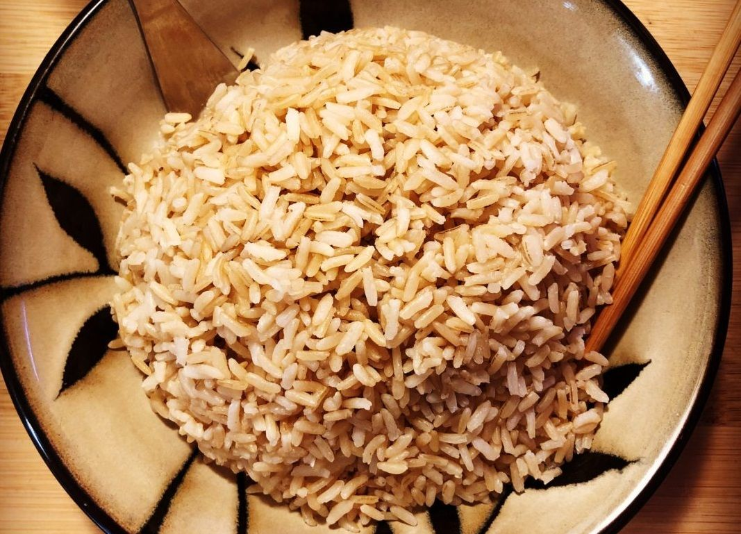 perfect brown rice  instant pot  healthy instant pot