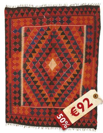 Kilim Maimane carpet ABCH559