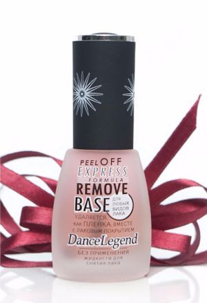 Dance Legend- Base Coats- Peel Off Express