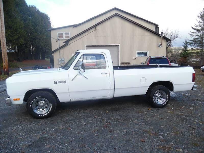 1985 Dodge RAM 150 Long Bed - $5,995 East Barre, VT · 1,948