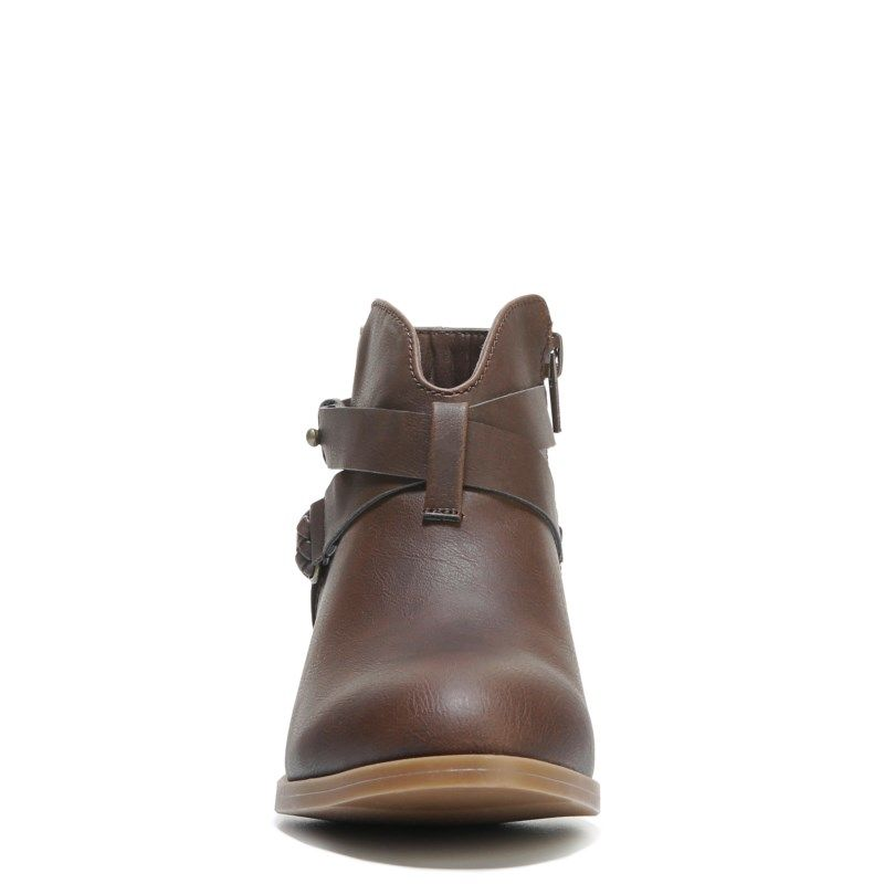 Kids XOXO Sassie Boot PreGrade School Brown