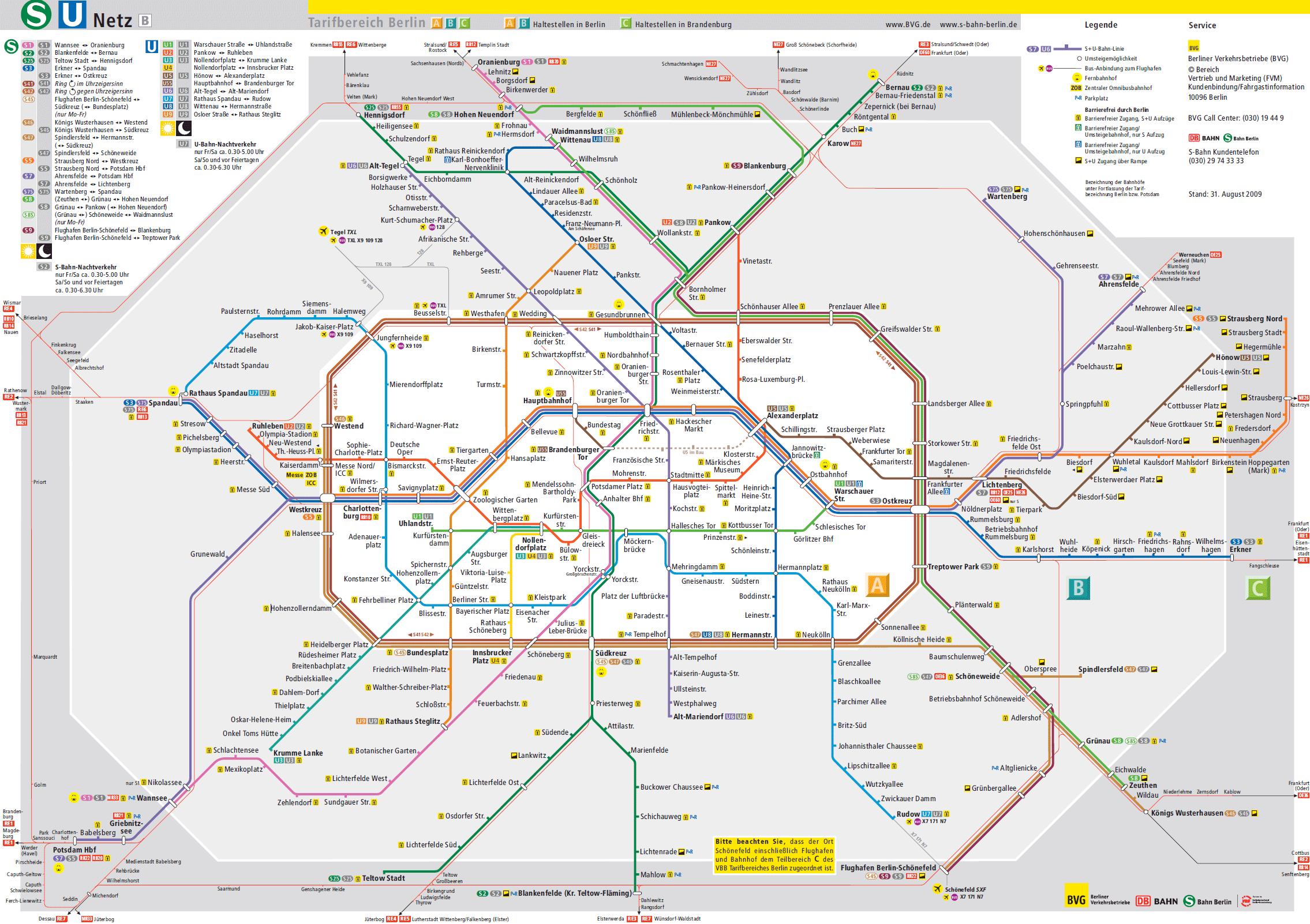 tur til berlin med tog