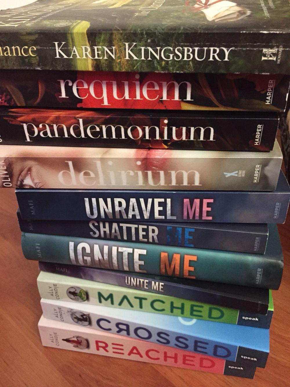 Books for Christmas!! Yaaaaaaas!