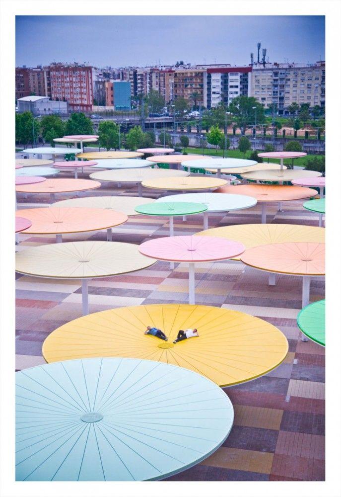 Caac Paredes Pino Public Space Design Architecture Architecture Photography
