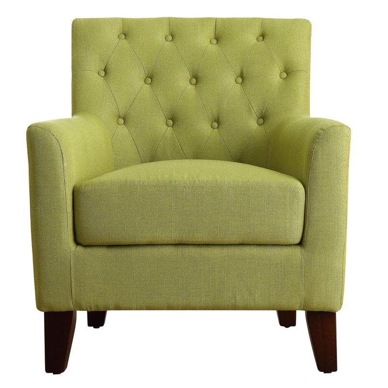 Goodfield Armchair Armchair Green Accent Chair Furniture