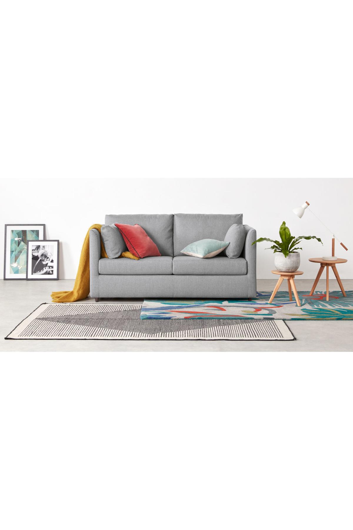 Made Granite Grey Sofa Bed Grey Sofa Bed Sofa Bed Sofa Bed