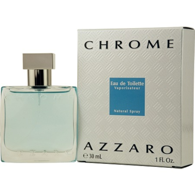 I'm learning all about Chrome by Azzaro Chrome Eau De Toilette Spray 1 oz at @Influenster!