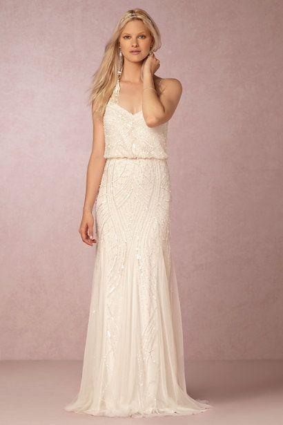 6c4de5e133 BHLDN Grazia Dress in Bride Beach & Honeymoon at BHLDN   Wedding ...