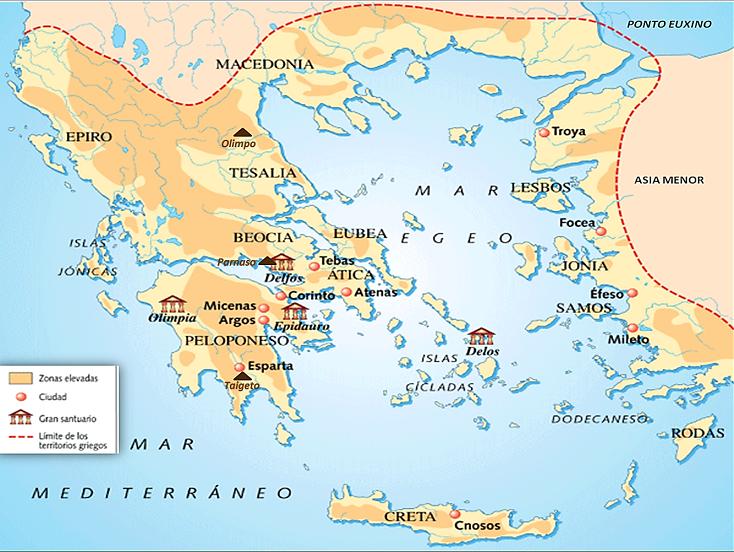 Mapa De Antigua Grecia.Mapa De Grecia Antigua En 2020 Grecia Antigua Historia De Grecia Antigua Grecia