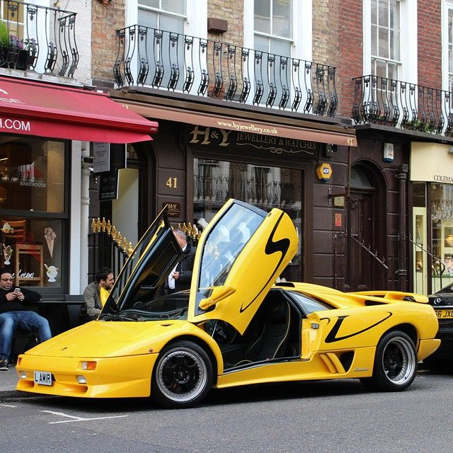 Lamborghini Diablo Sv Cars Pinterest Lamborghini Lamborghini