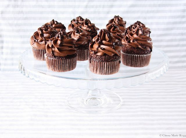 Citona bakes: Sjokoladedøden/Death by chocolate