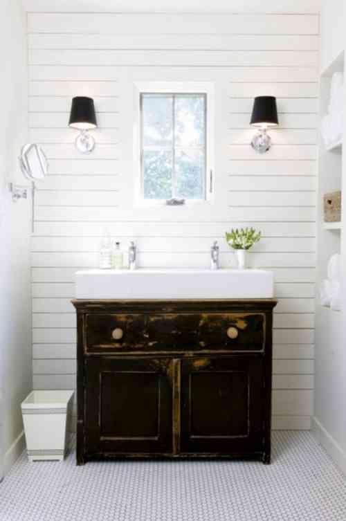 Meuble salle de bains pas cher - 30 projets DIY | pour la maison ...