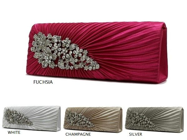 Evening Bags & Clutch Purse Celebrity Collection in many colors on ...