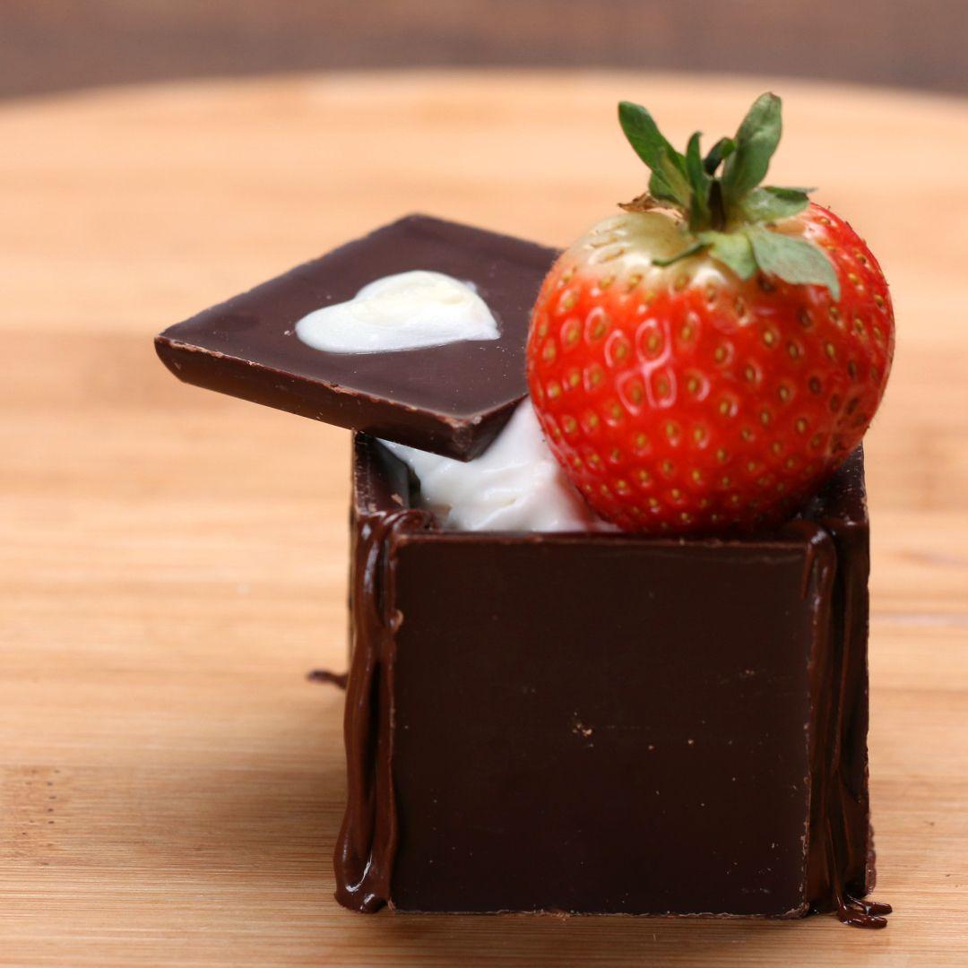 Valentine S Day Chocolate Boxes Recipe Food Stuffs Pinterest
