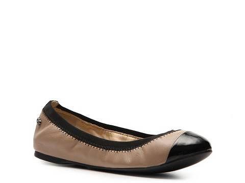 Cole Haan Deltona Ballet Flat | DSW - looks so comfy!
