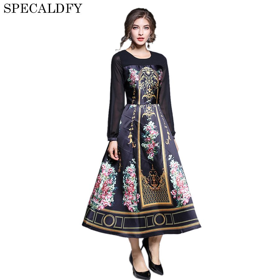 Long party dresses runway vintage dresses for women high quality