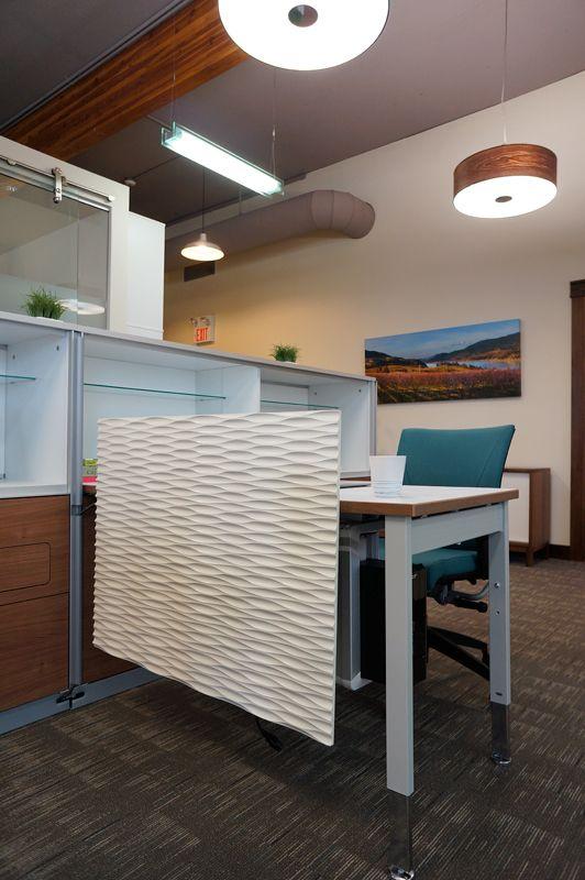 Modern open office design by hatch interior design kelowna bc global floorplay