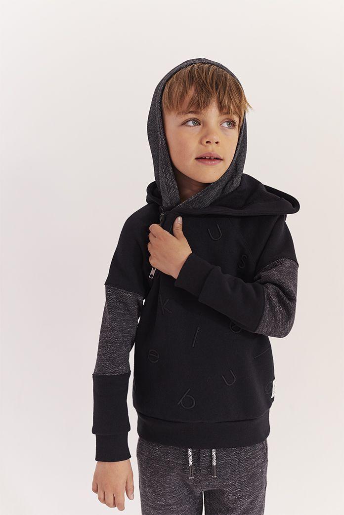 sells timeless design new arrive Look niños con chaqueta sudadera y joggers IKKS | catalogo ...