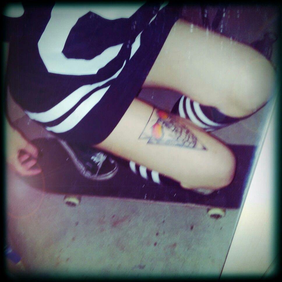 ••hEy hO LeT's Go•• #beyourself#fuckforever#musicismyreligion#staysicmaggots#toodeadtodie#skateordie#sk8girl#trasherskateboardmagazine#skateboardingisnotacrime#skate#element#blinddeck#beammeup#againsthuman#metalgirl#ganzklargegennazis#ganjagirls#weedandmetal#tattooedgirls#antihero#againstracism