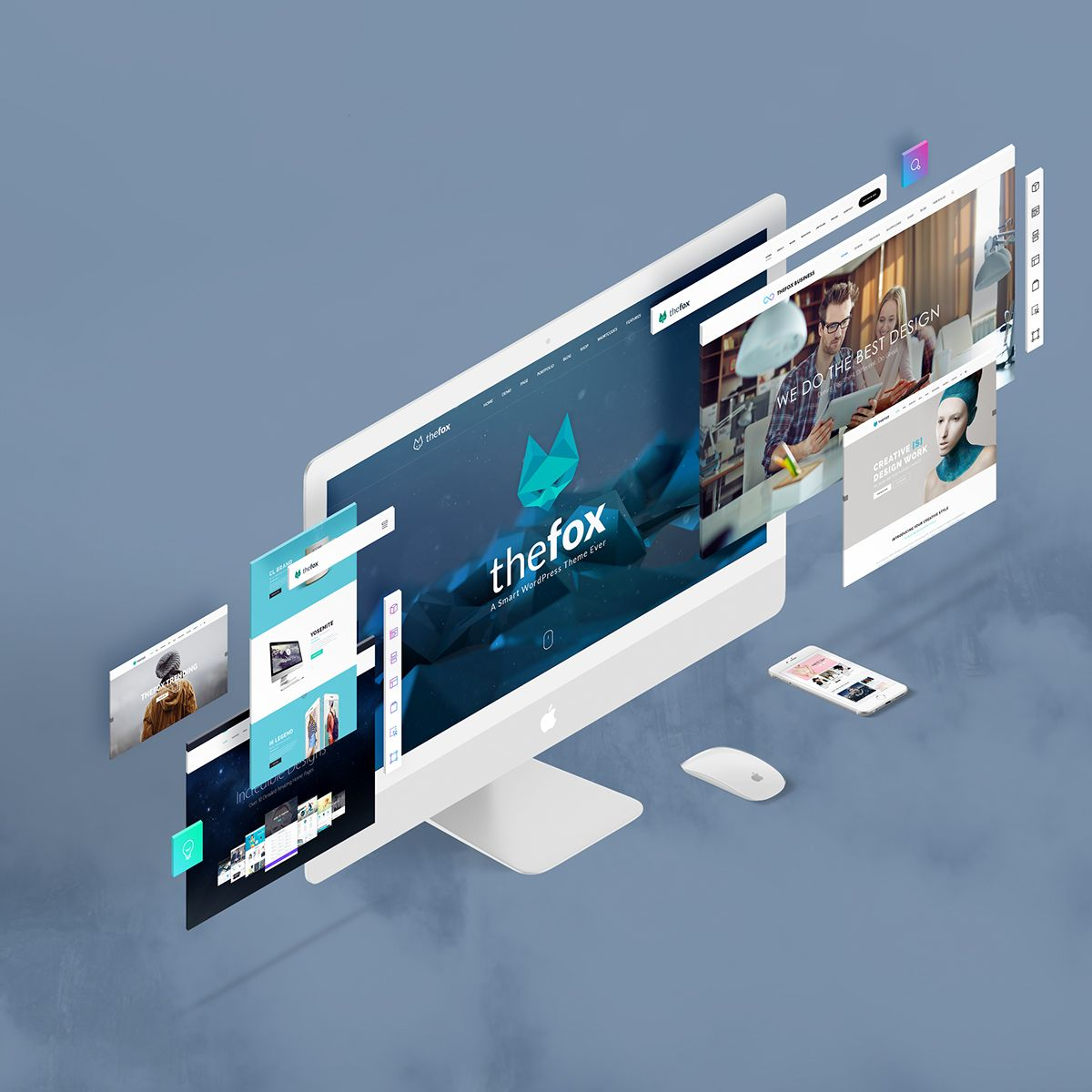 The Screens Is The Perfectly Psd Mockup With The Perspective View To Showcase Psd Mockup Template Mockup Psd Mockup Free Psd